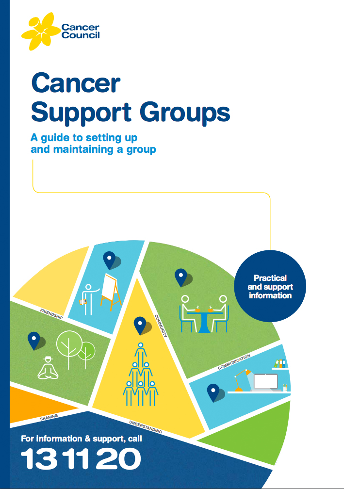Cancer Support Groups – A guide to setting up and maintaining a group