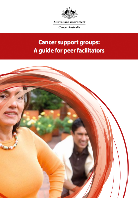 Cancer support groups: A guide for peer facilitators
