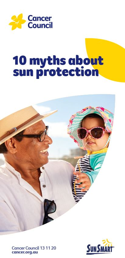 10 myths about sun protection