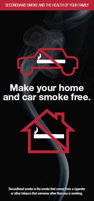 Smokefree home and car