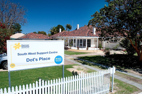 South West Support Centre - Dot's Place