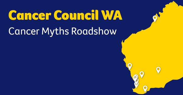 Cancer Myths Roadshow