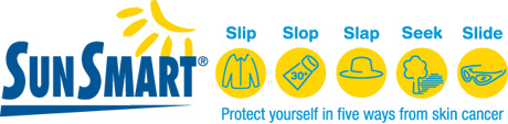 Protect yourself in five ways from skin cancer