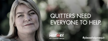Make Smoking History for community services
